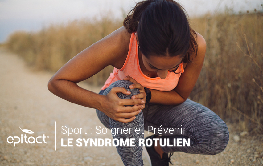 Blessure : le syndrome rotulien